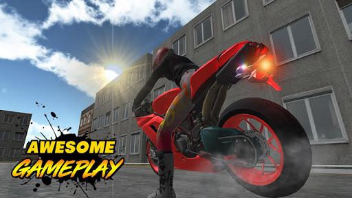 Tricky Bike Stunt Rider DX 1.0.3 screenshots 1