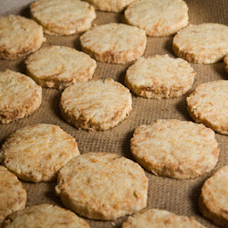 Quick Shortbread Cookies