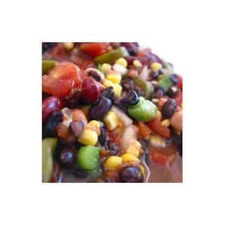 Spicy Bean Salsa.