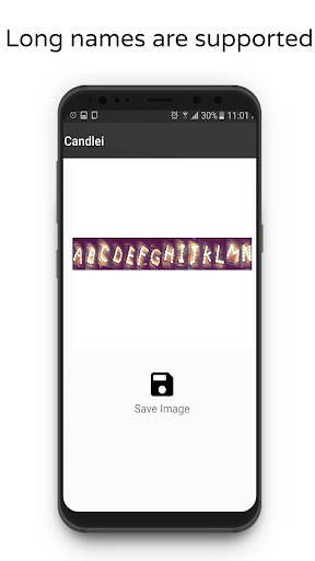 Photo Designer - Write your name with shapes 5 Screenshots 6