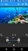 Screenshot of AndroVid - Video Editor