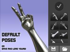 Hand Draw 3D Pose Tool FREEのおすすめ画像5