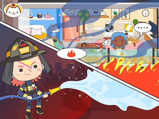 Miga Town: My Fire Station 1.2 screenshots 9
