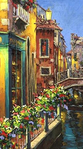 Painting.Streets.Wallpaper