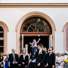 Wedding photographer Balázs Andráskó (andrsk). Photo of 26.09.2018