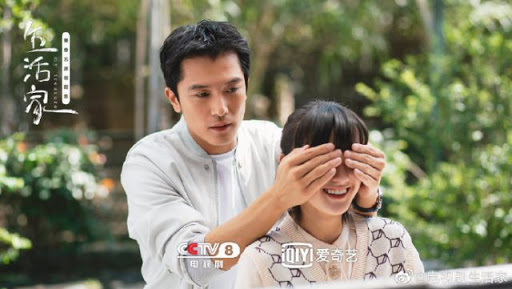 """Roy Chiu and Vicky Chen Who's Only 17 Make the Pairing Work in """"My Treasure"""""""