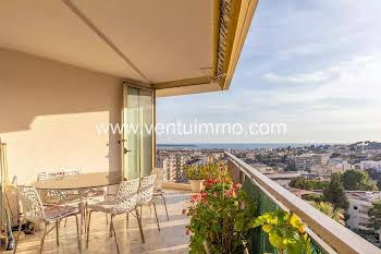 Appartement 4 pièces 77,14 m2