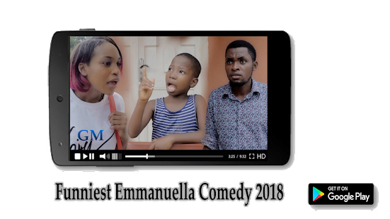 Funniest Emmanuella Comedy 2018 - náhled