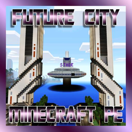 App Insights: Future City map MCPE – map Minecraft PE | Apptopia