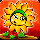 Flower Zombie War APK download