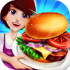 Food Court: Kitchen Craze - Cooking Game