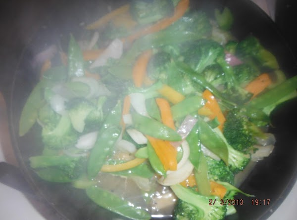 Drain water (if any) and turn skillet on high add chicken back to the...