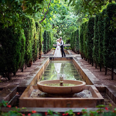 Fotógrafo de bodas Anna Vishnevskaya (cherryann). Foto del 25.05.2017