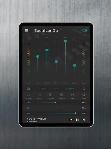 Equalizer Bass Booster Pro screenshot 6