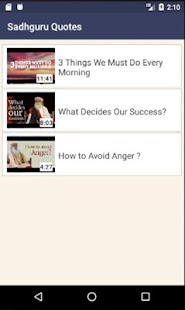 Download Sadhguru For PC Windows and Mac apk screenshot 3