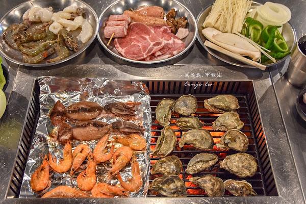 小琉球五點燒烤