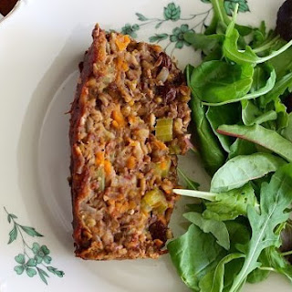 Vegetarian Lentil And Nut Loaf Recipes