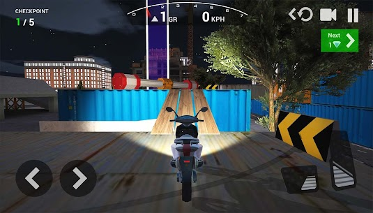 Ultimate Motorcycle Simulator Mod Apk 2.4 (Unlimited Money) 7