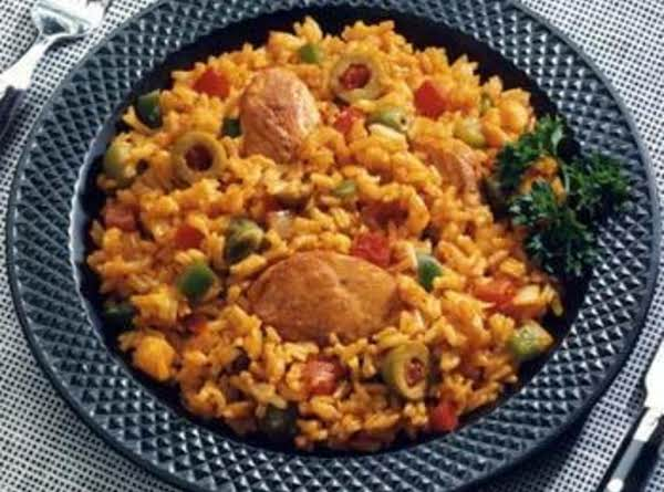 Arroz Con Pollo Like You Never Tasted! Recipe