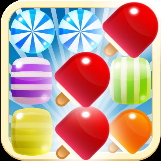 Candy Candy -3match puzzle- 解謎 App LOGO-APP試玩