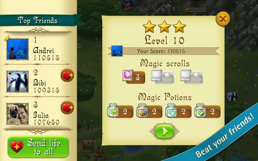 Bubble Witch Saga screenshot 12