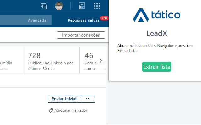 Tático LeadX