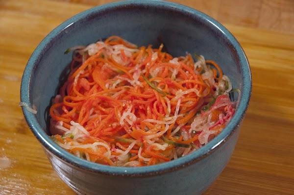 Easy Peasy Pickled Veggies Recipe