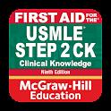 First Aid USMLE Step 2 CK 9/E icon