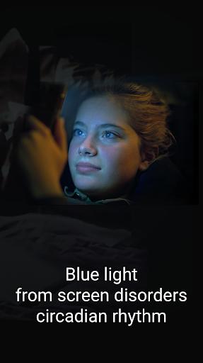 Blue Light Filter - Night Mode, Eye Care 1.4.5 screenshots 2