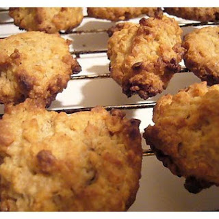 Sour Cream Oatmeal Cookies