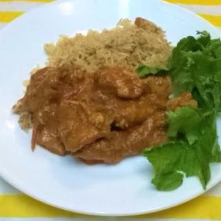 Easy Indian Style Tikka Masala Chicken