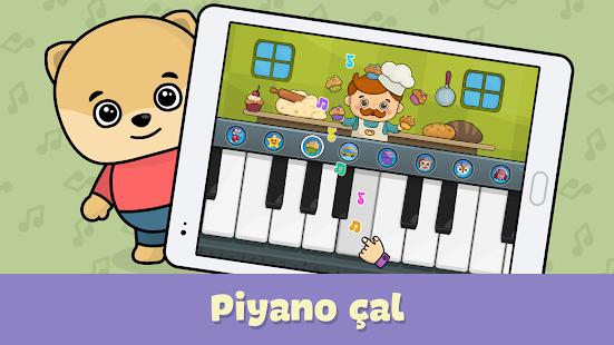 Bebek piyanosu – çocuklar için öğretici oyunlar ile ilgili görsel sonucu