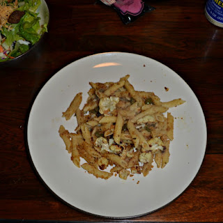 Penne with Cauliflower and Mustard Brown Butter.