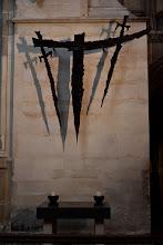 Photo: The memorial to Thomas Beckett
