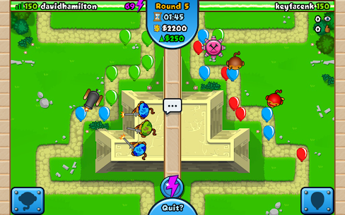 Bloons TD Battles MOD (Unlimited Medallions) 2