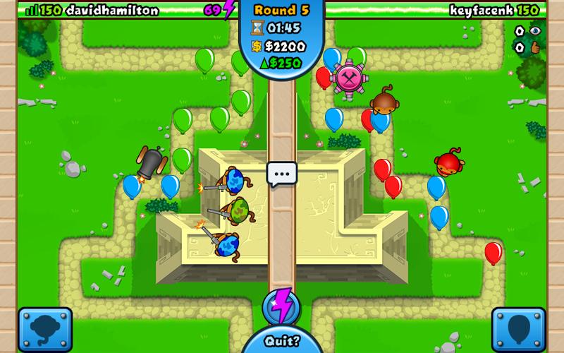 Bloons TD Battles Screenshot 1