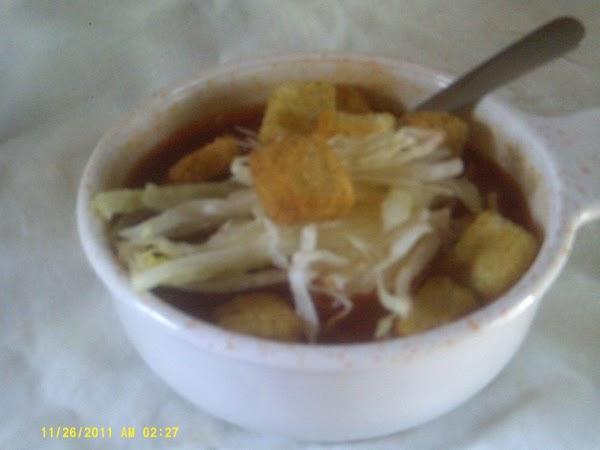 Blt Soup Recipe
