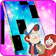 Gravity Piano Tiles (game)