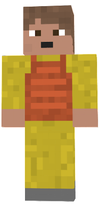 Guess What? I actually made this skin by myself, not just take preexisting ones and editing them! Woo! :D Do you like it? :D