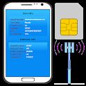 Sim - Phone Details / Device Info icon