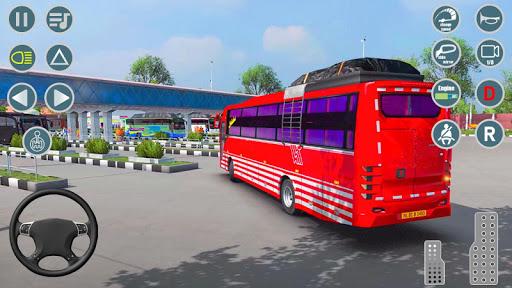 Modern Offroad Uphill Bus Simulator: Free Bus 2020 0.1 screenshots 2