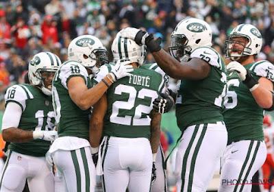 NFL: les Jets et les Rams impressionnent en clôture de la première journée