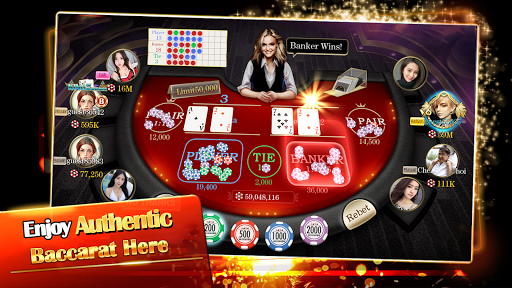 Baccarat - Free Casino Online 1.0.1 {cheat|hack|gameplay|apk mod|resources generator} 3