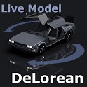 Live Model DeLorean icon