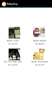 Babyshop Kosmetik screenshot 2