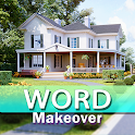 Word & Makeover: Word Crossy & Home Design icon