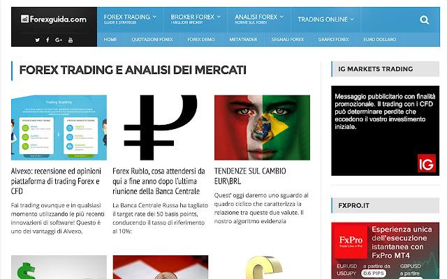 Forexguida.com La guida al forex in italiano