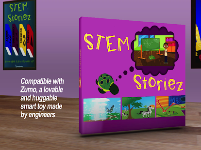 STEM Storiez - Counting Zoo- screenshot thumbnail