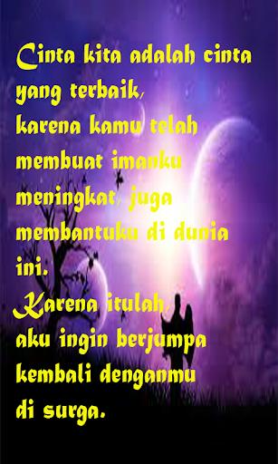 Download Kata Kata Mutiara Romantis Islami Suami Istri Google Play