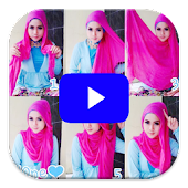 Hijab Pashmina Tutorial Video Android APK Download Free By Aanisah